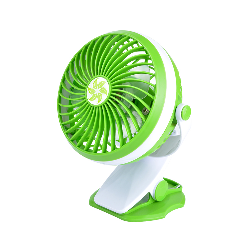 Summer air cooling Lithium Battery usb fan Portable Rechargeable mini usb fan