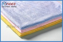 easy to wash and durable shiny microfiber cloth for washing