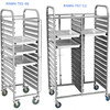 Bakery Equipment Buffet Service Tray Rack