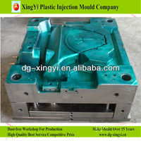 Cheap/cost effective/cost competitive plastic injection mould,2013 Hot Sale plastic injection moulding