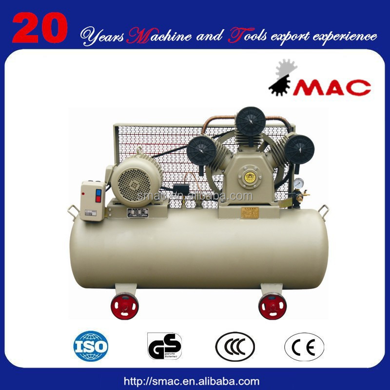 7.5KW Reciprocating silent oil free compressor SMWW-0.9/10