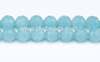 A Grade 8mm Amazonite Faceted Round Gemstone Beads Wholesale