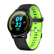 New spherical full circle display Bluetooth <strong>smart</strong> <strong>watch</strong> with touch screen blood pressure blood oxygen multi-sport fitness