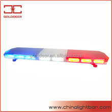 1200m Linear 160W LED Warning Lightbar for Police Car (TBD07126-18b4a)