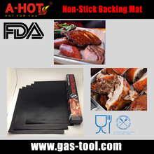 New Non-Stick TEFLON BBQ Sheet