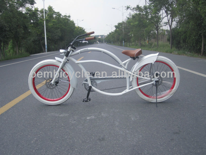 24 inch fantastic bicycle for men cool style chopper bike