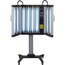 UV phototherapy KN-4002B1 half body 311nm narrowband UVB lamp for vitigo psoriasis