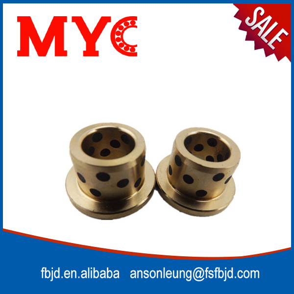 Hot sale flanged plastic bushings with factory price,China