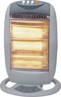 1200W halogen room heater for 2016