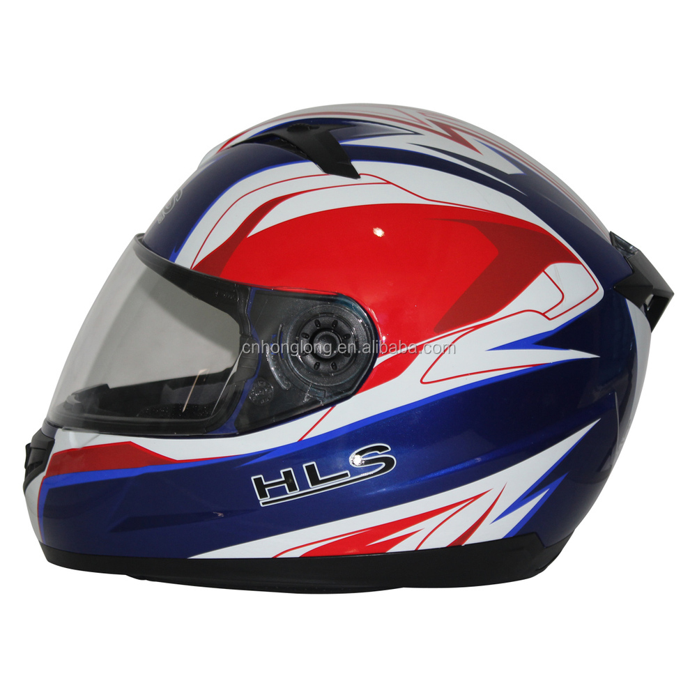 fashion designed Moto cross helmet with bluetooth---ECE/DOT Certification Approved