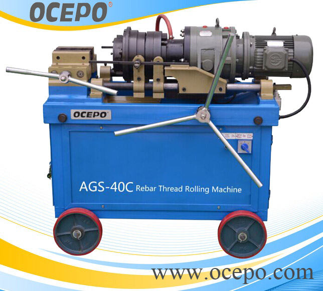 Rebar Rolling machine / Tools For Building Construction For Sales