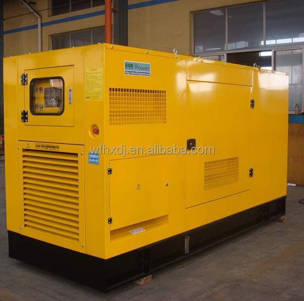 CE ISO EPA 10KVA-1875KVA used generator for sale in pakistan with famous brand engine for hot sales