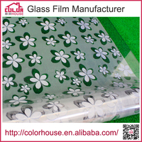 building glass privacy window film for glass table