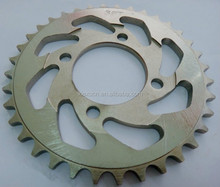 Motorcycle chain sprocket steel reverse gear custom transmission parts