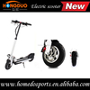 For Adults big wheel scooter Foldable 10inch 400W led light Electric Scooter with handle chinese import Wholesale