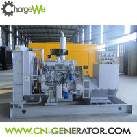 Brazil natural gas electric generators 50kw power plant