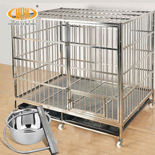 China alibaba best supplier decorative heavy duty dog kennel factory direct