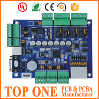 Customized PCB production for electronic typewriter with components assembly service
