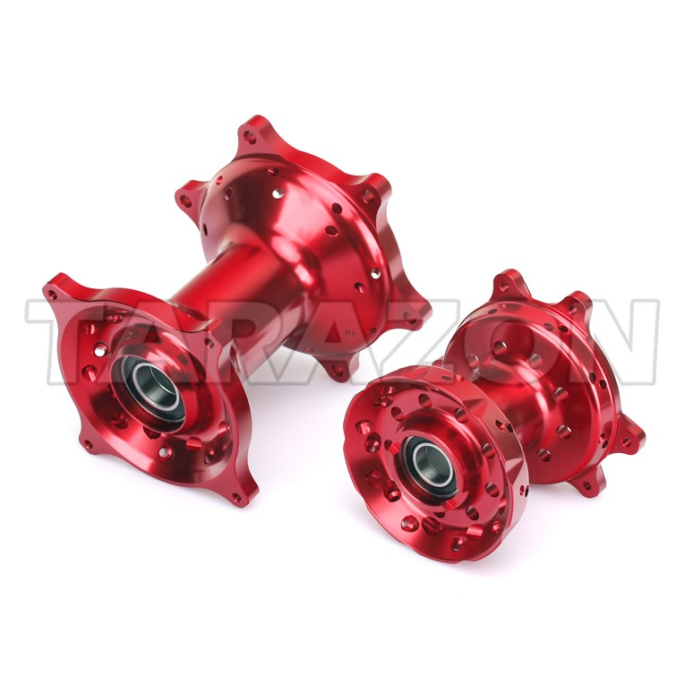 CNC aluminum motorcycle wheel hub for Honda CRF 250R 2017