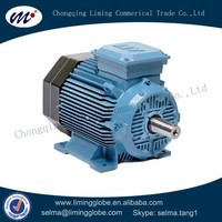 abb induction motors electric car ac motor