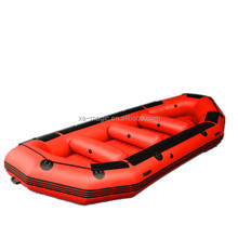 385cm durable 8 person rafting boat price whitewater raft rafting boat