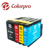Compatible ink cartridge for HP932 HP933 for HP Officejet 6100 6600 6700 7110 7610 inkjet printer