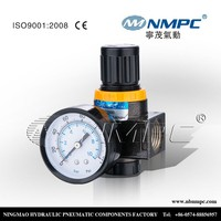 QTYH -15 high pressure gas regulator, gas safety regulator ,high pressure air regulator