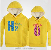 2016 customed hoody/sweat shirt/fleece hoddies custom
