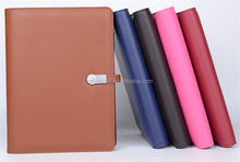 A4 Size High-grade Original Office personal organizer planner with 8G USB and 10000mAh power bank, Private Logo Organizer agenda