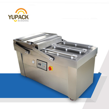 YUPACK Professional Double Chamber Sealer Vacuum Pouch Packing Machiner