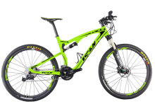 ICANbikes 27.5er mtb carbon full suspension bicycle carbon fibre mountain sus complete bike