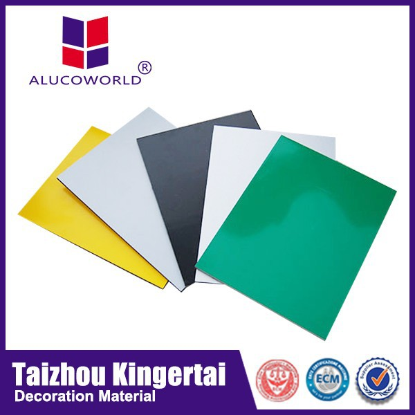 Alucoworld modern decorative exterior wall siding ACP panels
