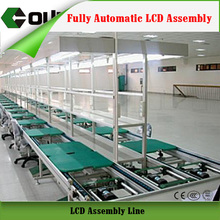 fully-automatic LCD Assembly production line (can install in foreign land)