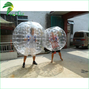 Excited Hot Sales Inflatable Bumper Ball For Kids