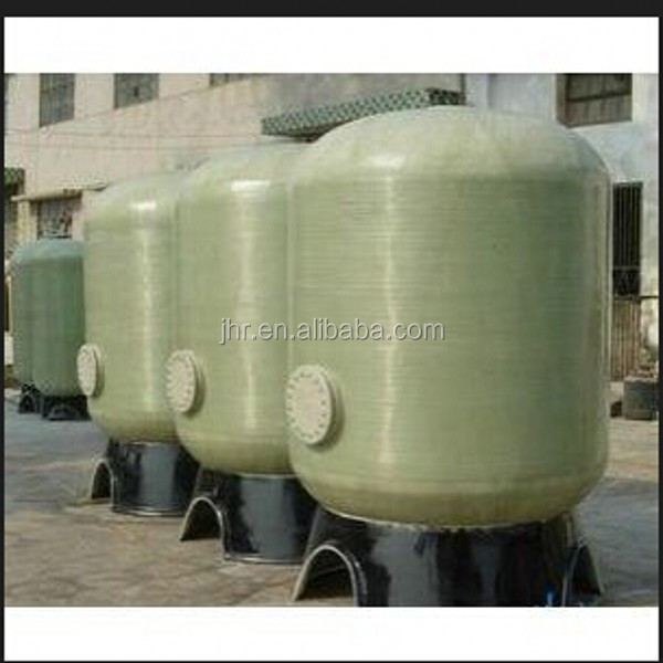 JHR FRP tank water storage heater prices