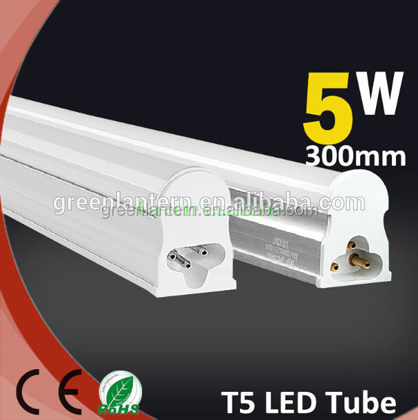 Factory price 30cm Integrated design t5 LED <strong>tube</strong> with CE RoHS