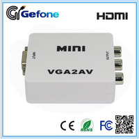 Top Quality for VGA to AV Converter at Very Competitive Price