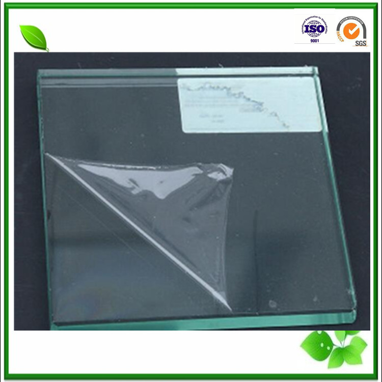 SGS Rohs transparent glass plastic film