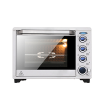 45 liters 2000W digital timer control electrical oven mini oven electric baking oven for kitchen Convection Grill