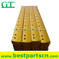 Dozer cutting edge end bit / motor grader blade cutting edge / for cat cutting edge 9w1878