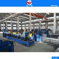 storage rack steel structure c and z purlin adjustable machine
