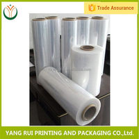 Top quality OEM self adhesive plastic film roll,plastic bag film roll,ldpe film