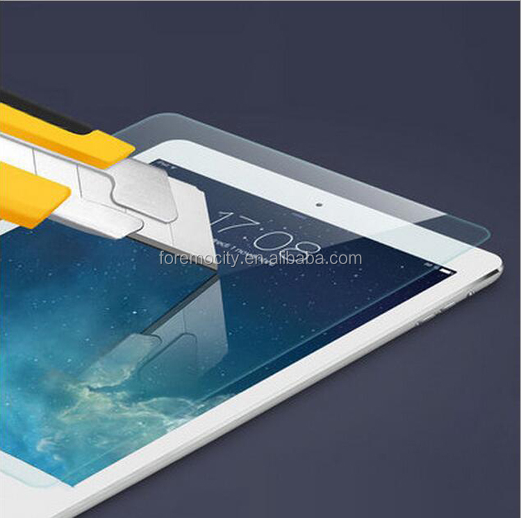 wholesale tempered glass screen protector for IPAD5/6/Ari/Ari2