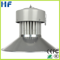 Aluminum alloy AC85-277V 50W COB Epistar led high bay light