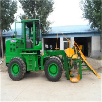 Good quality durable whole stalk sugarcane harvester