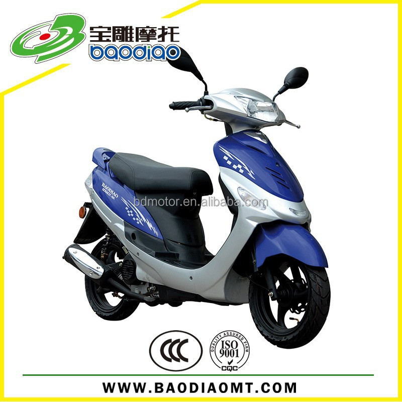 BD50QT-3-VII new USA scooter
