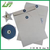 recyclable colorful kraft paper envelope best price hot selling