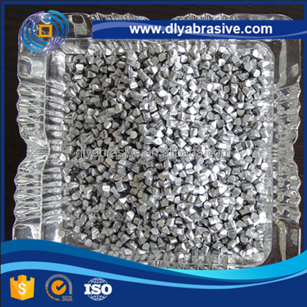 Al Shots For Surface Finishing Processing Zinc Castings Aluminum Shot