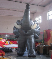 elephant inflatable cartoon characters for advertising