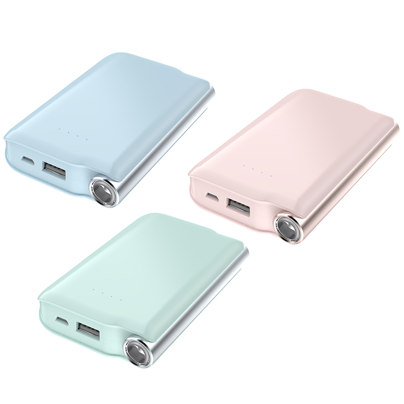 2019 New Cheap OEM 6000mah power bank mobile power supply portable battery charger